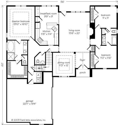 southern living garage plans bedrooms 3 actual 4 possible baths 3 full 1 half