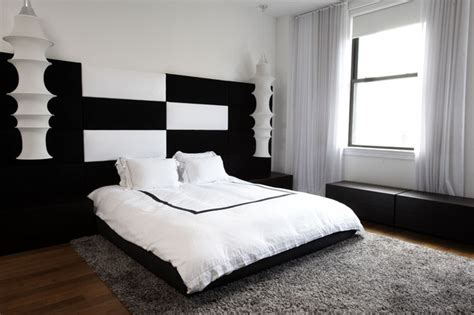 modern bachelor pad bedroom bachelor pad modern bedroom new york by holzman