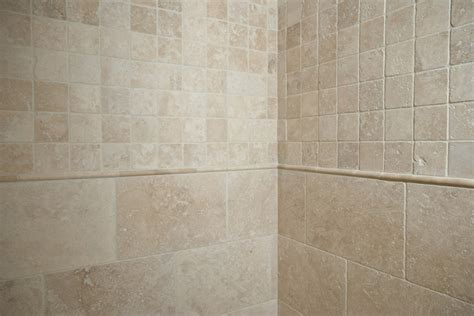 Pink Bathroom Decorating Ideas travertine tile flooring