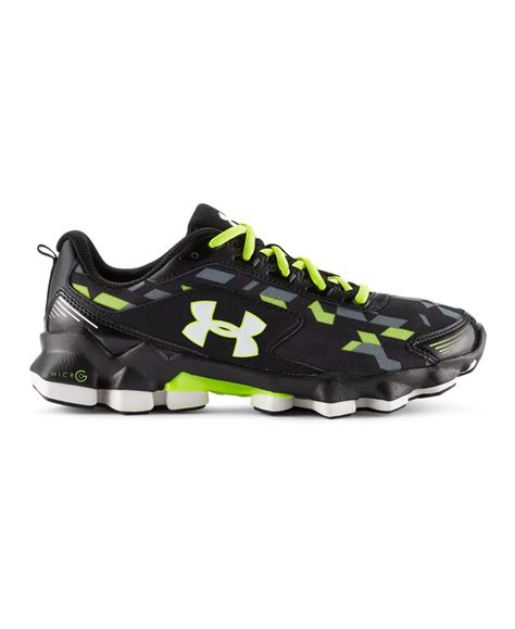 armour youth running shoes boys grade school armour micro g nitrous running
