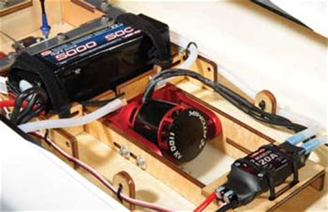 rc gas boat electric conversion atomik rc a r c 58 inch electric racing cat rc boat