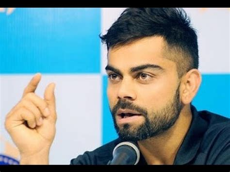 haircuts of virat hairstyle of virat kohli youtube
