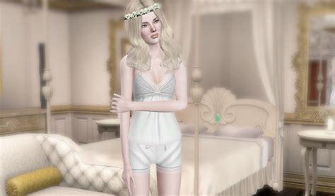 my sims 3 blog sunny my sims 3 blog lace sleepwear by sunny