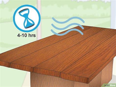 Holz Wasserfest Machen by K 252 Chenarbeitsplatte Vollholz Ttci Info