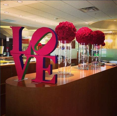valentines store retail s display by setting the mood setting