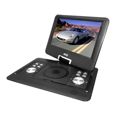Dvd Mobil Player Mp3 pyle 174 pdh14 portable dvd mp3 mp4 player with 14 quot widescreen high resolution monitor