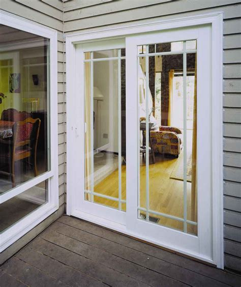 vinyl sliding patio doors patio doors design installation portland metro area