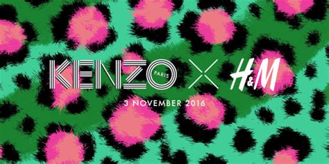 The Next Hm Designer by Breaking Kenzo Is The Next Designer Label To Collaborate
