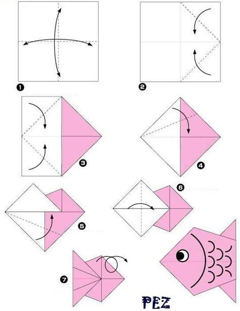 plantilla para bolsa de papel imagui proyectos origami paso a paso facil para ni 241 os animales imagui