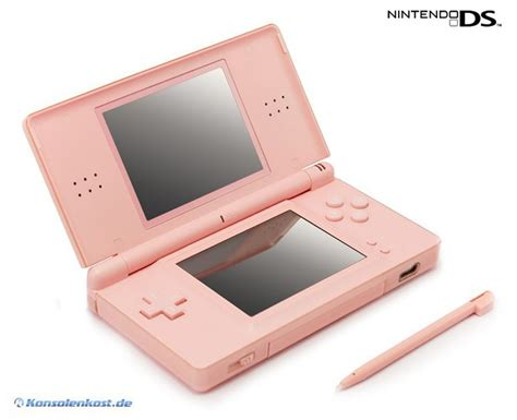 Nintendo Ds Lite Pink by Nintendo Ds Console Lite Pink Rosa Incl Power