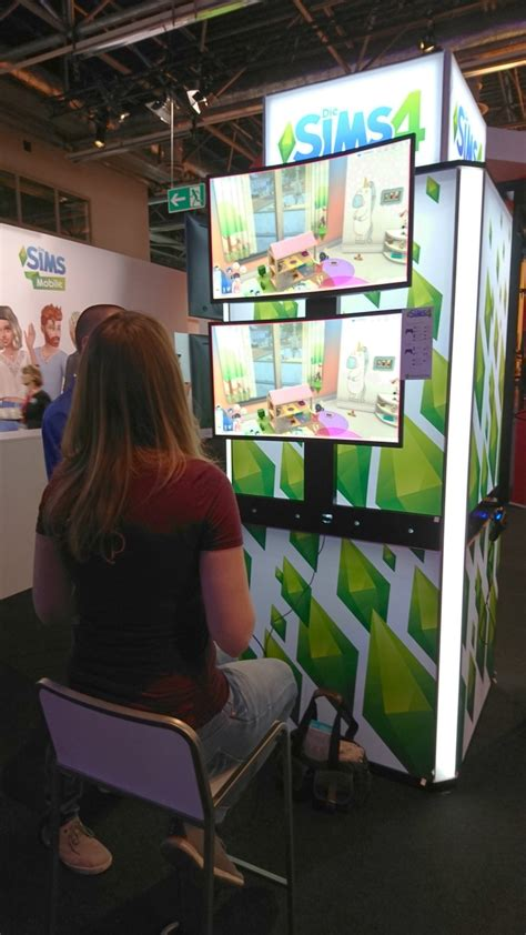 the sims 4 console the sims 4 console gamescom impressions platinum simmers