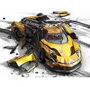 Crashed Car  1600x1200 43