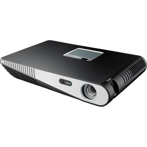 Lcd Projector Optoma optoma technology ml800 mobile led projector ml800 b h photo