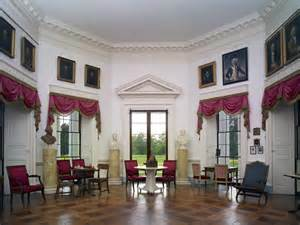 Monticello Interior by Virginia Huyett Interiors