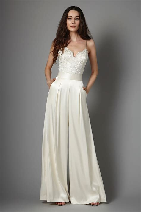 Wedding Dress Jumpsuit by What Are Some Cool Informal Wedding Dress Ideas The