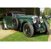 Bentley Speed Six Blue Train Special  Chassis HM2855