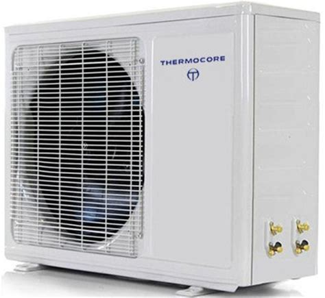 thermocore systems 16 seer 3 ton ductless mini split air