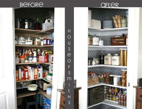 pantry house pantry makeover