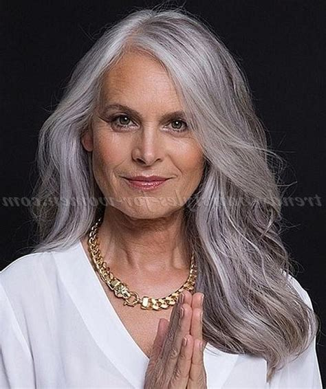 haircuts for long gray hair 15 best of long hairstyles grey hair