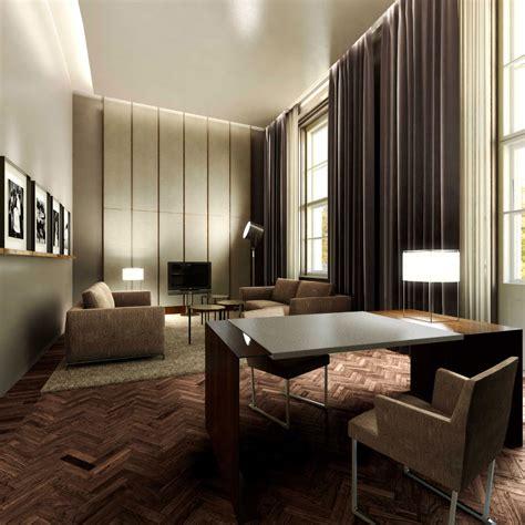 5 hotel room interior design the das stue hotel in berlin 15 homedsgn