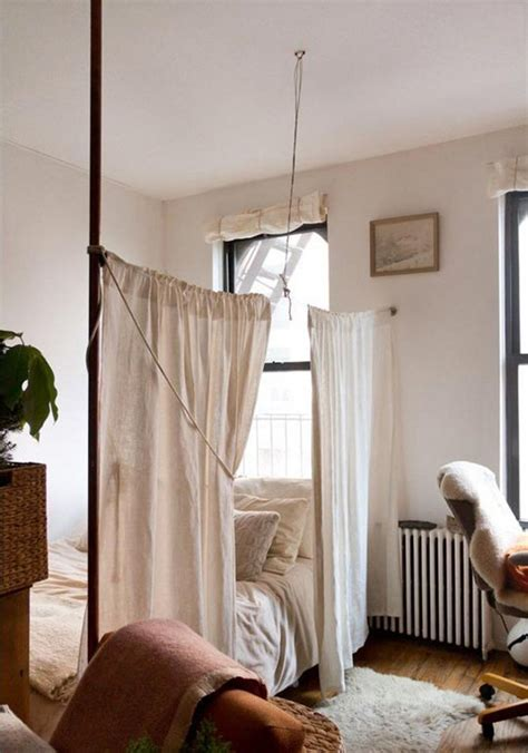 can you iron curtains 10 smart ways to tiny room dividers home design and interior