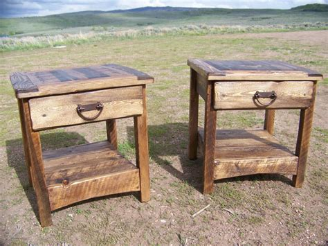 Rustic Coffee And End Tables Rustic End Table Ideas Coffee Table Design Ideas