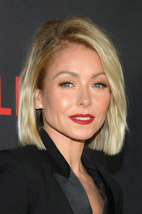 kelly ripa current hairstyle kelly ripa photos photos lemony snicket s a series of
