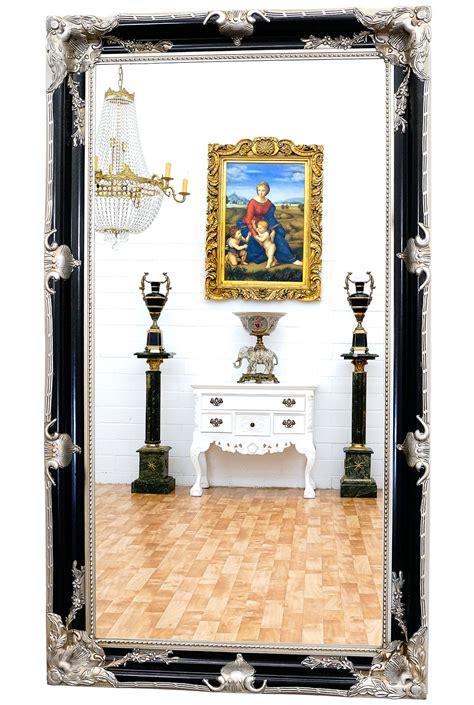 Antik Spiegel Weiß by Spiegel Antik Silber Wohnkultur Barock Spiegel Silber Gro
