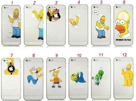 cool the simpsons family design plastic for