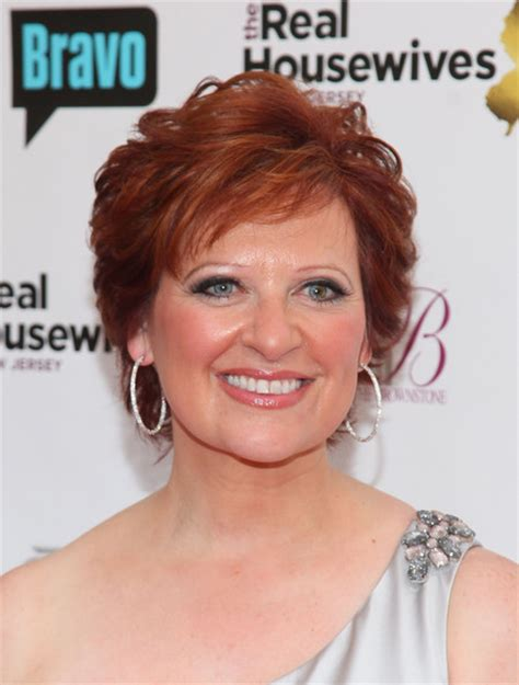hairstyles by caroline manso more pics of caroline manzo short wavy cut 11 of 14