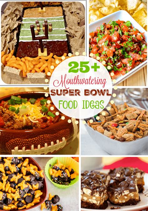 25 super bowl food ideas to make game day a hit