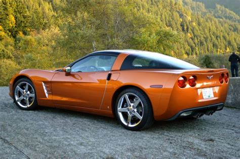 atomic orange corvette c6 gallery post your pics here