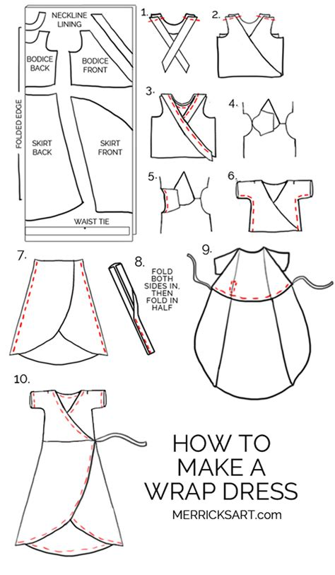 dress pattern how to make merrick s art style sewing for the everyday girlmidi