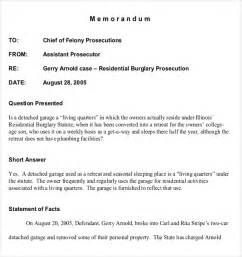 Memo Template Doc by 10 Memo Templates Free Sle Exle Format