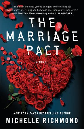 The Marriage Pact the marriage pact by richmond