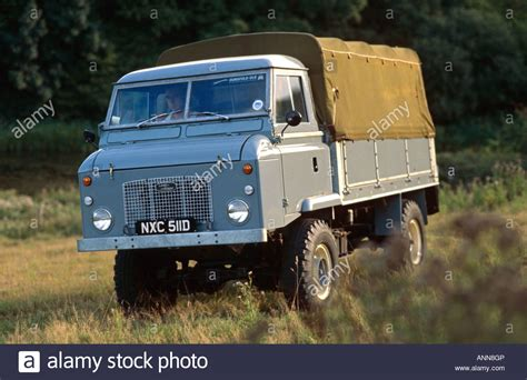 land rover forward land rover forward 110 series 2b belonging to the