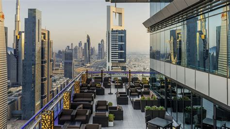 top bars dubai top 7 rooftop bars in dubai