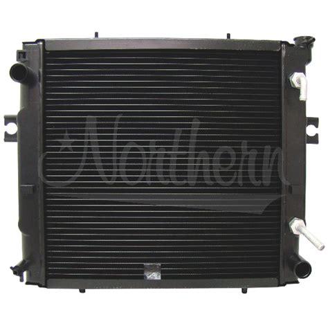Tank Radiator Forklift Toyota 445 northern factory forklift radiator manitou toyota