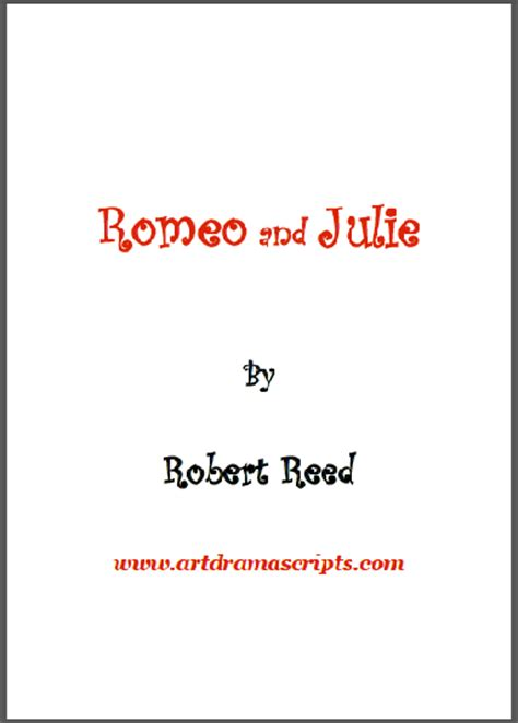 themes in romeo and juliet yahoo answers scripts romeo and julie funny high school comedy script