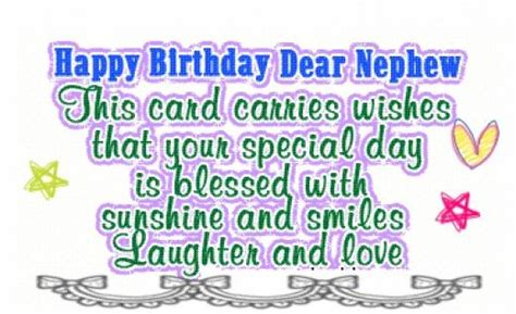 Birthday Wish For Nephew Quotes 83 Best Images About I