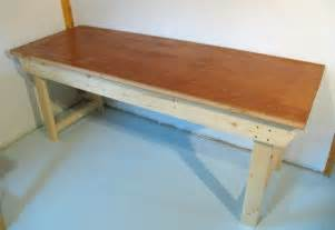 how to make a work bench easy to build workbench