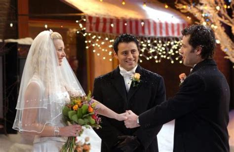 Wedding Friends by The One With Phoebe S Wedding Friends Central Fandom