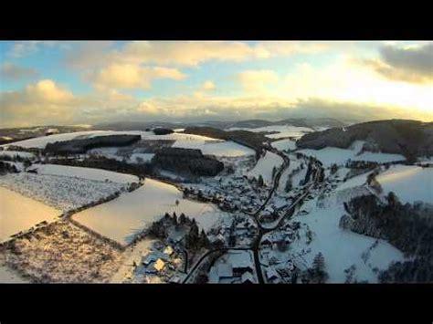 hsk olsberg olsberg elpe oben hsk hochsauerlandkreis from above