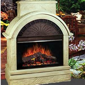 Outdoor Electric Fireplace Electraflame Scottsdale Outdoor Electric Fireplace Outdoor Fireplace American Sale