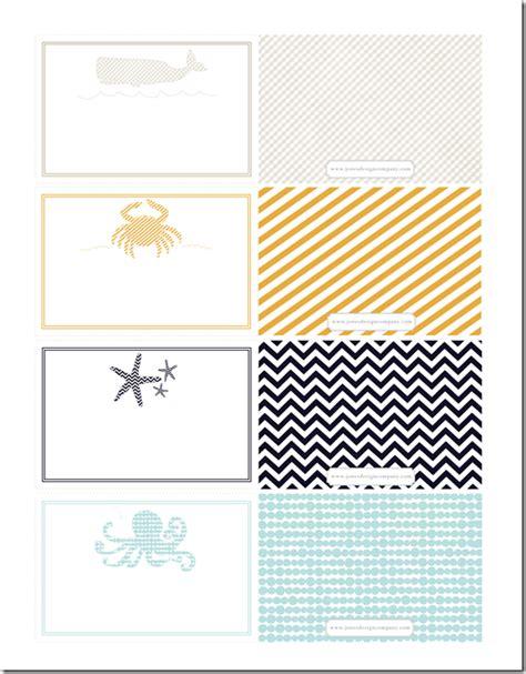 printable name tags for gift bags printable beach bag tags jones design company