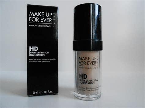 Foundation Trisia review make up forever hd foundation tricia clarke makeup