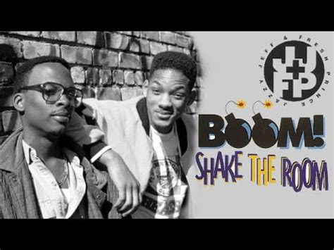 boom shake shake shake the room dj jazzy jeff the fresh prince boom shake the room song