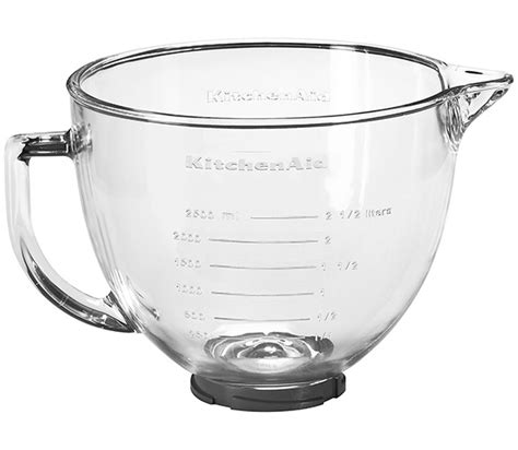 Kitchen Aid Mixer Bowl by Kitchenaid Glass Bowl For Stand Mixer