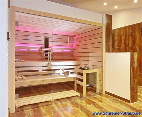sauna im badezimmer badezimmer sauna sauna im eigenen bad schreiner straub