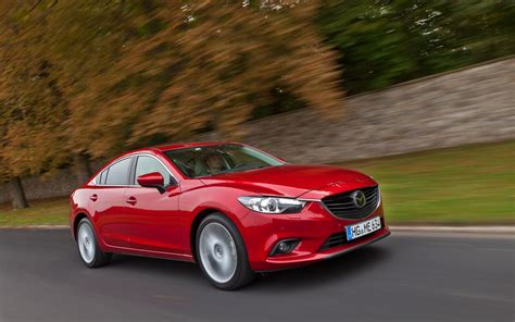 2014 mazda6 epa 26 38 mpg with automatic 25 37 mpg